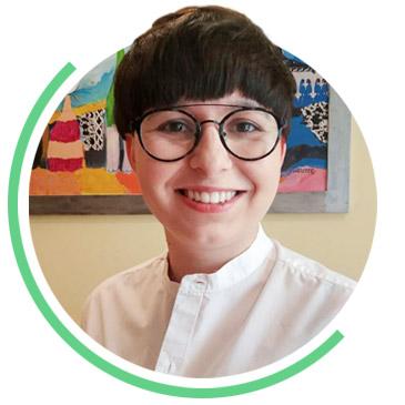Karolina Wielgosz - certyfikowany praktyk metody Tomatisa